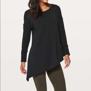 Lululemon to the point long sleeve top